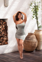 Load image into Gallery viewer, CAPRI JADE DRESS