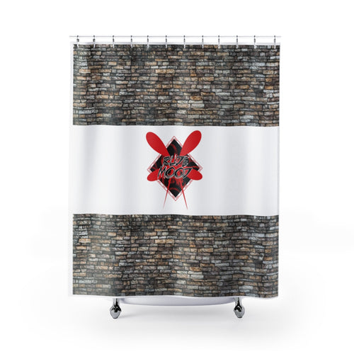 RudeMood Shower Curtains