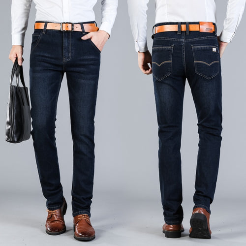 Slim Fit Designer Jeans