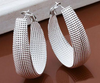 925 Sterling Silver Earrings European Style