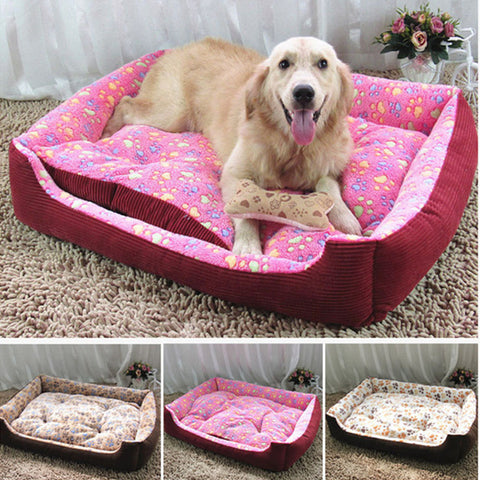 Roomy, luxurious Dog Bed