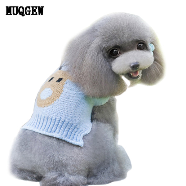 Dog Clothing Winter Clothes (Sweater)