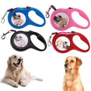 3 M/5 M Retractable Dog Leash