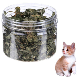 300 ML Cat Natural Catnip Mint Leaves