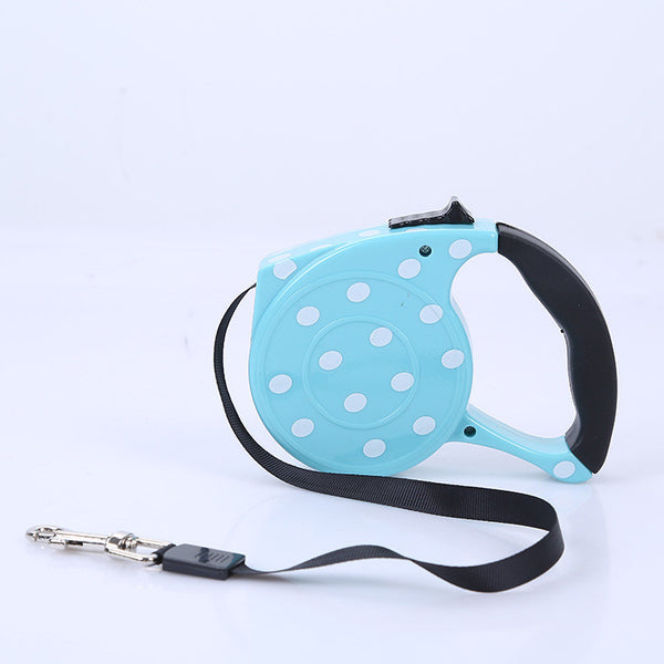 Dog Leash Automatic Extendable Traction Rope