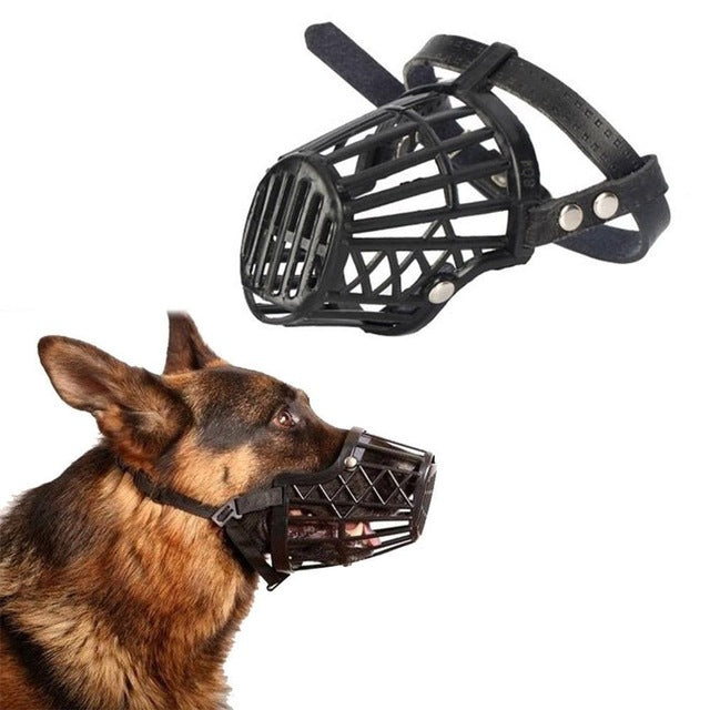 Lightweight Strong Dog Muzzle (Anti-Biting Anti-barking)