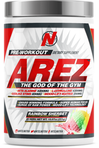 Mega Arez God of the Gym