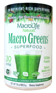 Macro Greens Superfood 30 Servings