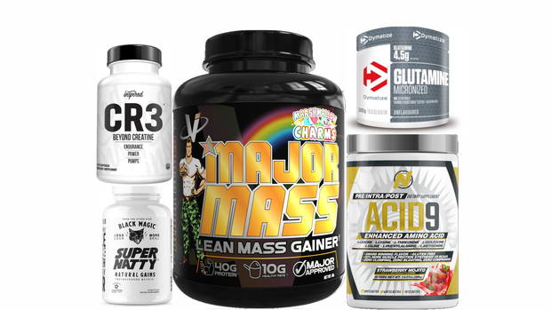 Intermediate Mass Gainer Stack