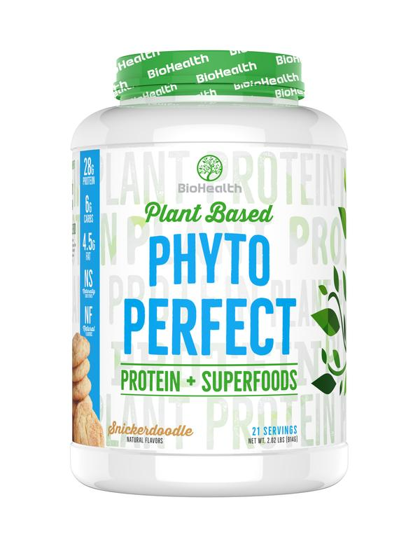 Phyto Perfect - Plant Based Protein & Superfoods