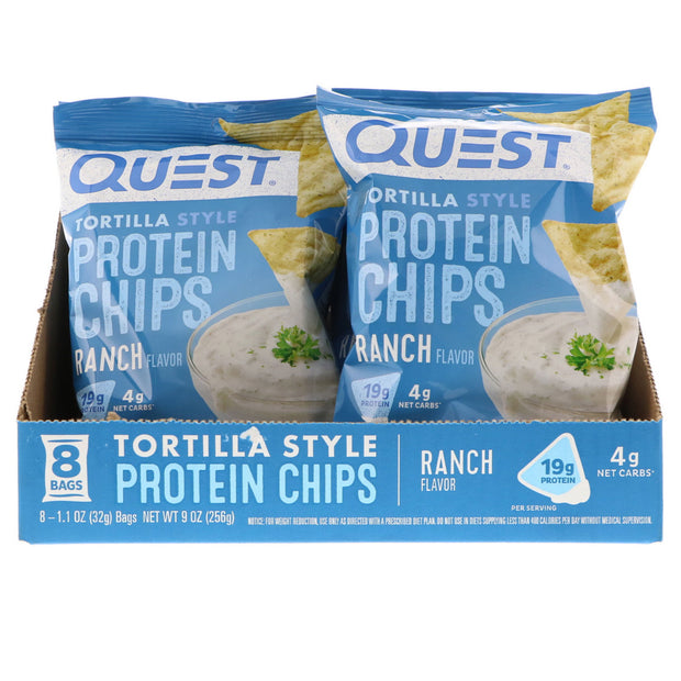 Original Style Protein Chips (Box of 8 ct.)