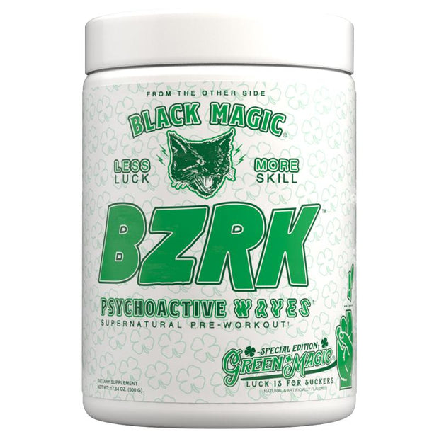 Limited Edition BZRK Green Magic