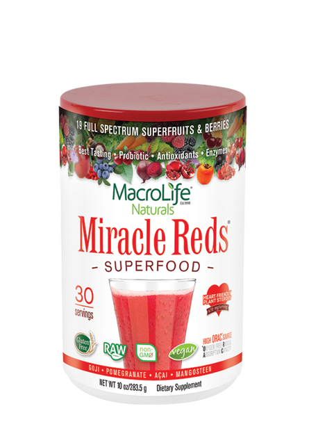 Miracle Reds Superfood 30 Servings
