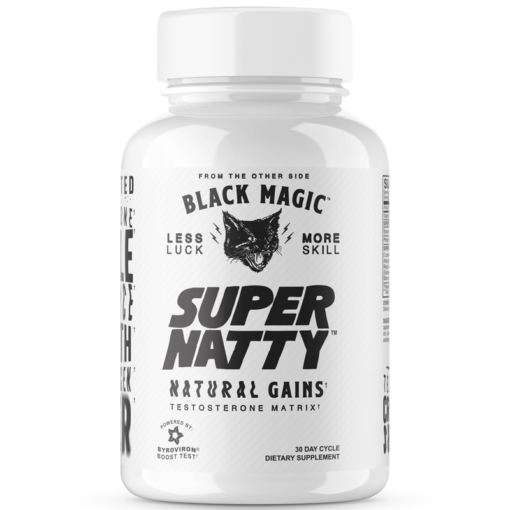 Super Natty™️ Premium Testosterone Matrix