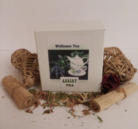 WELLNESS TEAS & THINGS - A.S.S.I.S.T TEA  ( IMMUNITY BOOSTER) - (LOOSE LEAF TEA)