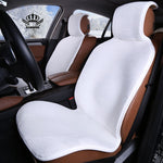 Auto Crown Universal faux fur Material Car Seat Cover - Divinegears