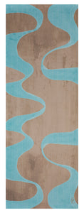 YOGA MAT GANGES BLUE / GANGES GREY