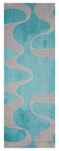 Load image into Gallery viewer, YOGA MAT GANGES BLUE / GANGES GREY