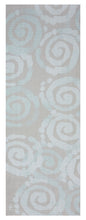 Load image into Gallery viewer, YOGA MAT HELIX PALEBLUE / ASANAS GREYWHITE