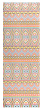 Load image into Gallery viewer, YOGA MAT MEDALLION / MOSAICS PINK