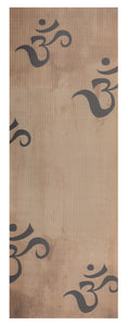 YOGA MAT LOTUSPOSE / OM BLACKSTONE
