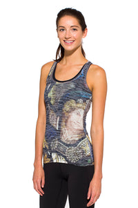 RACERBACK TANK KNIGHT MULTI