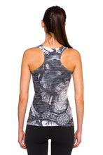 Load image into Gallery viewer, RACERBACK TANK KNIGHT BLACK