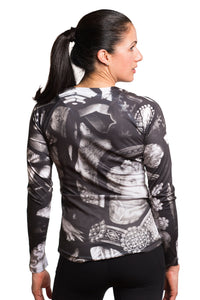 UV ACTIVE SHIRT KNIGHT BLACK