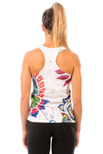 Load image into Gallery viewer, RACERBACK TANK RANGOLI MULTI