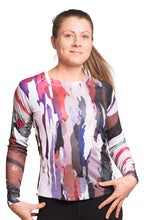 Load image into Gallery viewer, UV ACTIVE SHIRT TREEBARD BROWNRED