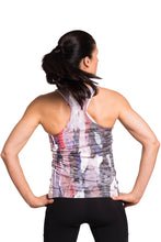 Load image into Gallery viewer, RACERBACK TANK TREEBARD BROWNRED