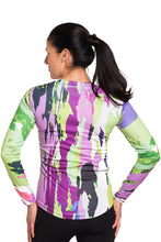 Load image into Gallery viewer, UV ACTIVE SHIRT TREEBARD LILYGREEN