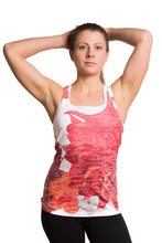 Load image into Gallery viewer, RACERBACK TANK FLEUR BRILLIANT