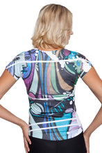 Load image into Gallery viewer, UV TSHIRT PABLO TURQUESA