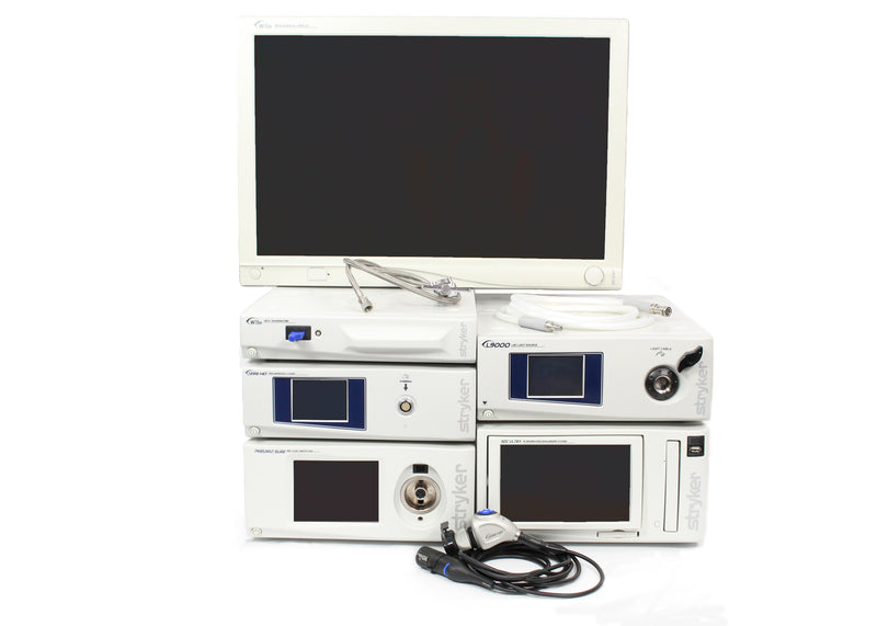 Stryker 1288HD Endoscopy Tower