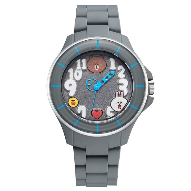122.7202 / LINE FRIENDS Adult Octopus Watch