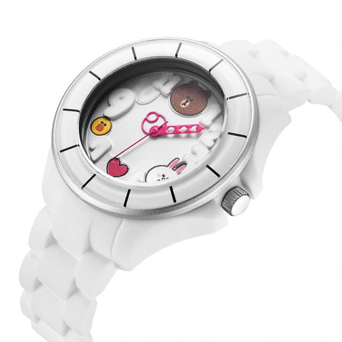 S1-122.7303 / LINE FRIENDS Adult Octopus Watch