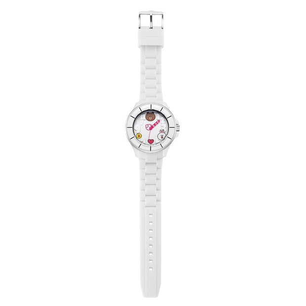 122.7303 / LINE FRIENDS Adult Octopus Watch