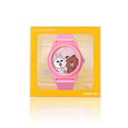 132.7707 / LINE FRIENDS Adult Octopus Watch