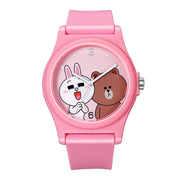 C1-132.7707 / LINE FRIENDS Adult Octopus Watch