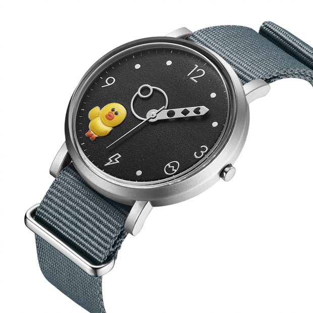 T1-142.7101 / LINE FRIENDS Adult Octopus Watch