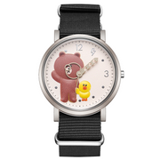 T1-142.7202 / LINE FRIENDS Adult Octopus Watch