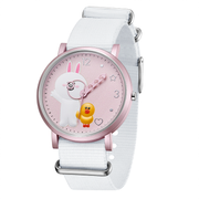 T1-142.7303 / LINE FRIENDS Adult Octopus Watch