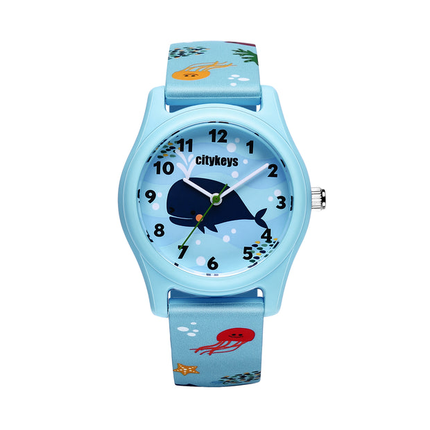 M1-101.0404 / Child Octopus Watch