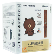SM20-L72 / LINE FRIENDS Adult Octopus Smart Strap (20mm)