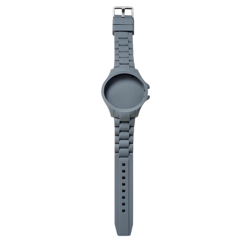 S1 - Silicon Grey Watch Strap
