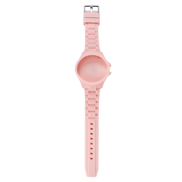S1 - Silicon Pink Watch Strap