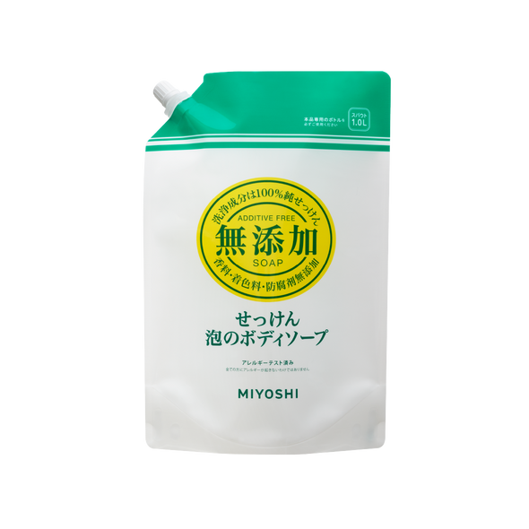 そよ風 粉せっけん 2,16Kg - MIYOSHI SOAP CORPORATION