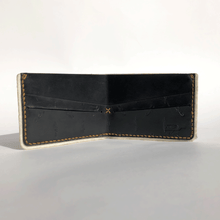 Load image into Gallery viewer, Black Scorpion Cactus Bifold Wallet