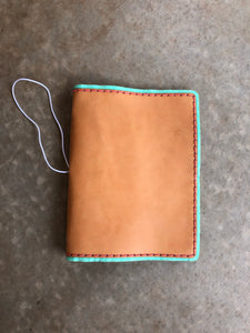 Notebook Cover with Pocket